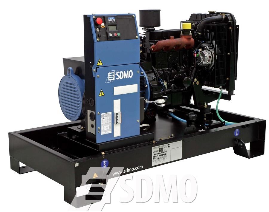 инструкция по эксплуатации Sdmo T16k - фото 11